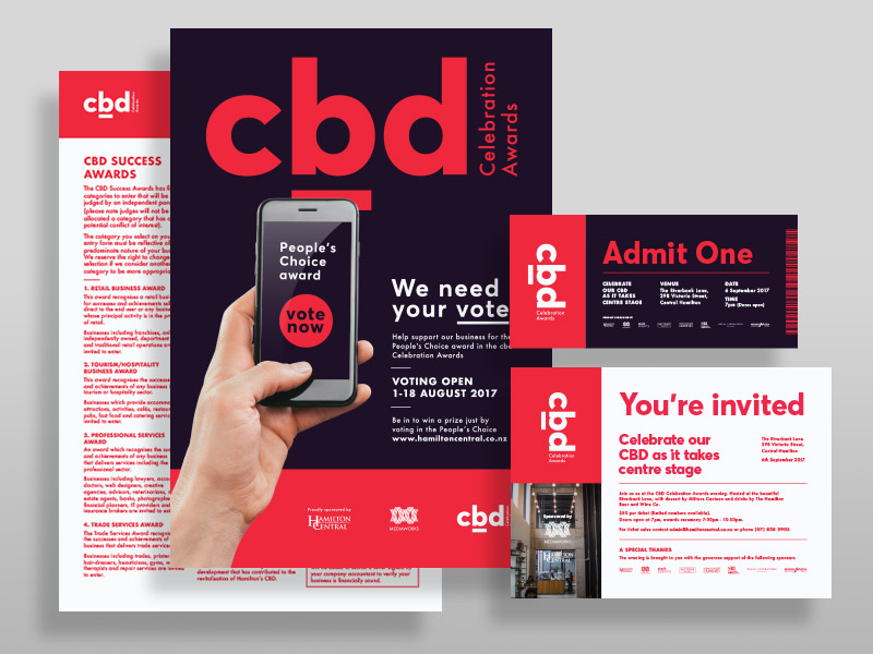 cbd celebrations awards pack