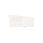 Just Cabins logo