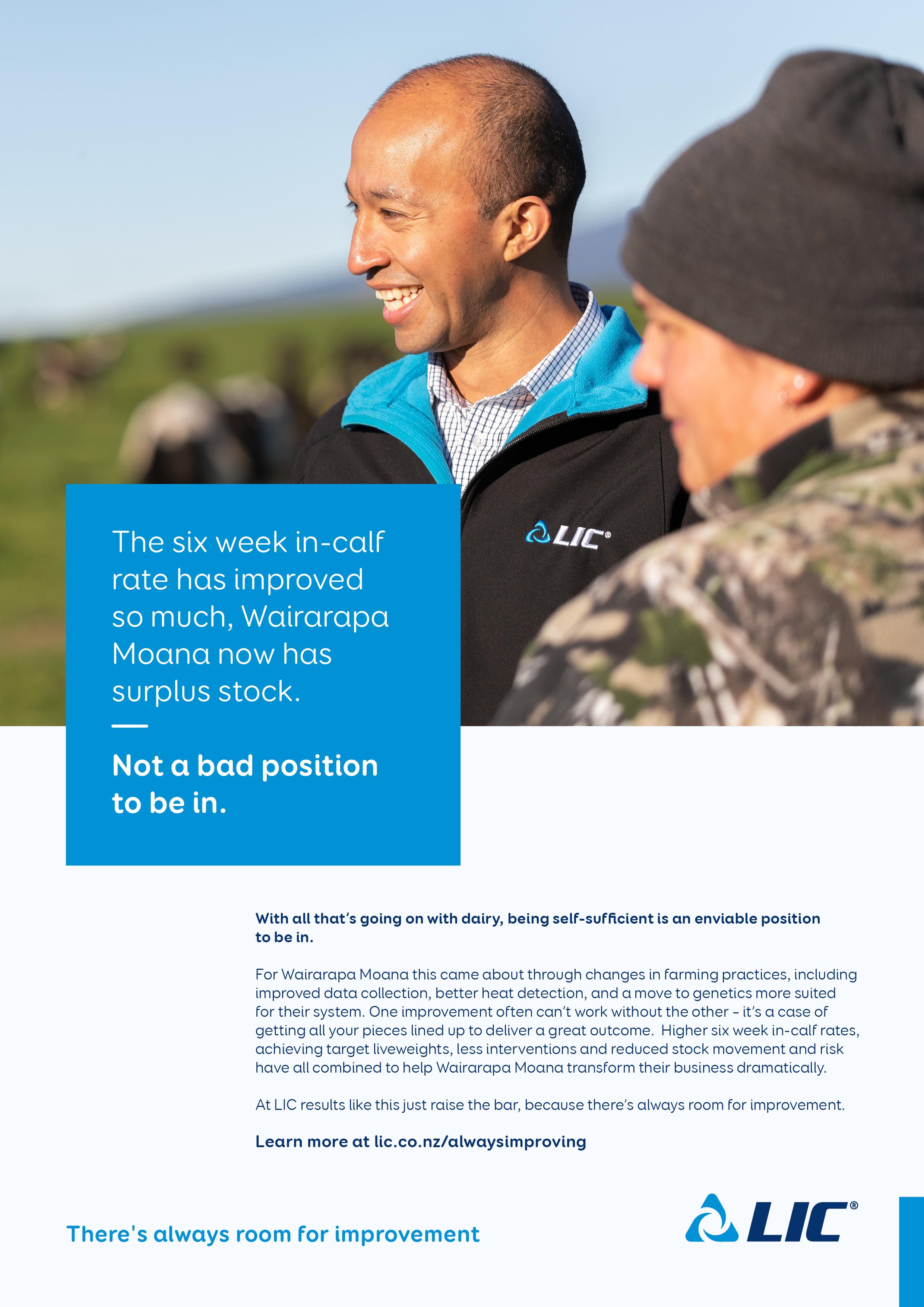 LIC Generic Brand flyer
