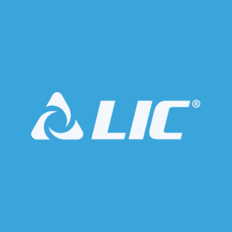 LIC logo card image