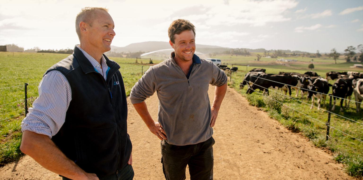 LIC consultant and farmer